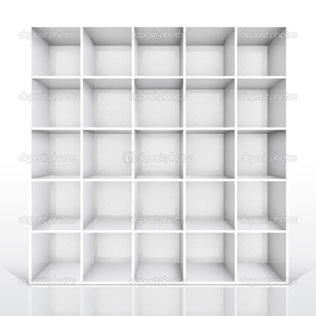 Empty Bookshelf Clipart Clipart Suggest