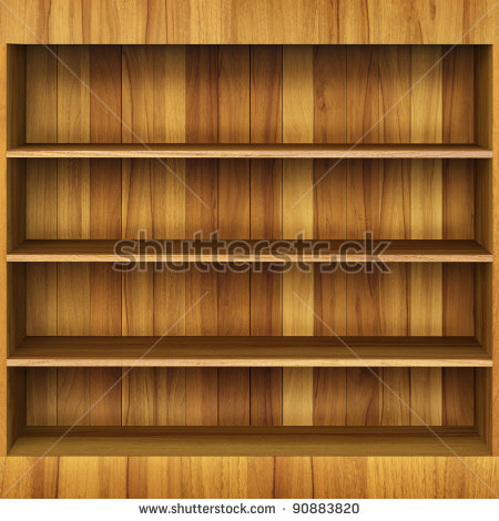 Empty Bookshelf Clipart 50875 Browse Share And Rate A Wide Selection