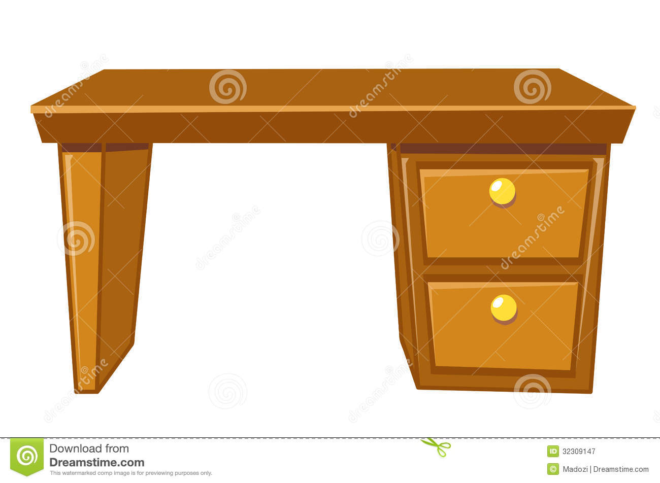 Old School Desk Clipart Clipart Suggest