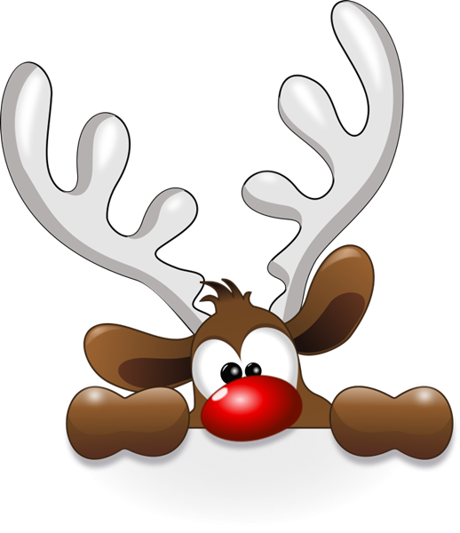 Reindeer Clip Art   Images   Free For Commercial Use