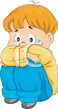 Sadness Clipart 0511 1105 2715 2045 Sad Little Boy Crying Clipart