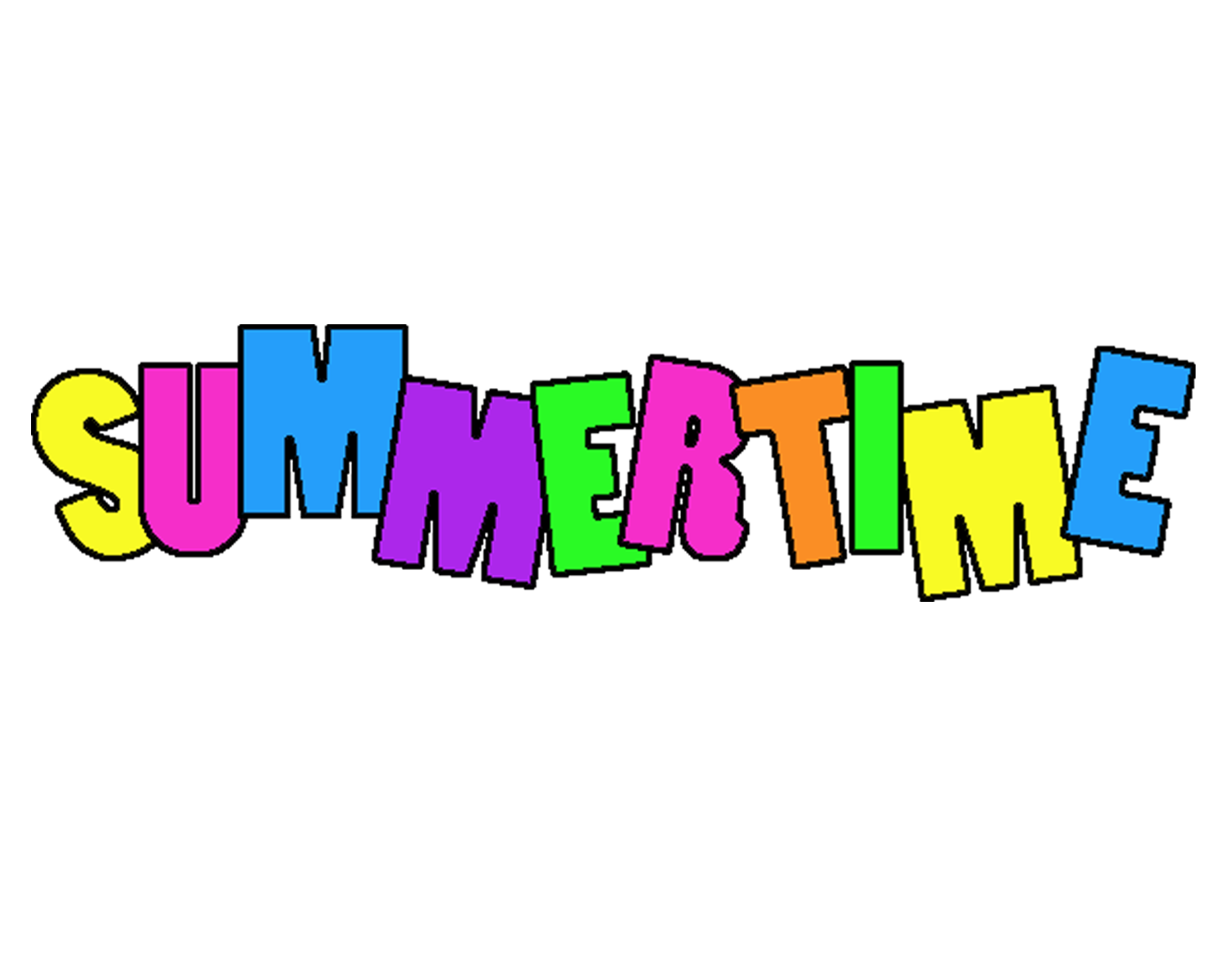 Summertime Clipart   Clipart Panda   Free Clipart Images