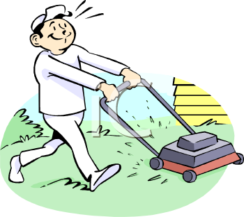 Spring Yard Work Clip Art spring lawn clean up clipart - clipart kid