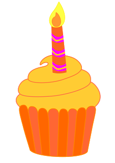 Clip Art Birthday Cupcake Clipart 1st birthday cupcake clipart kid clip art cupcakes clipart
