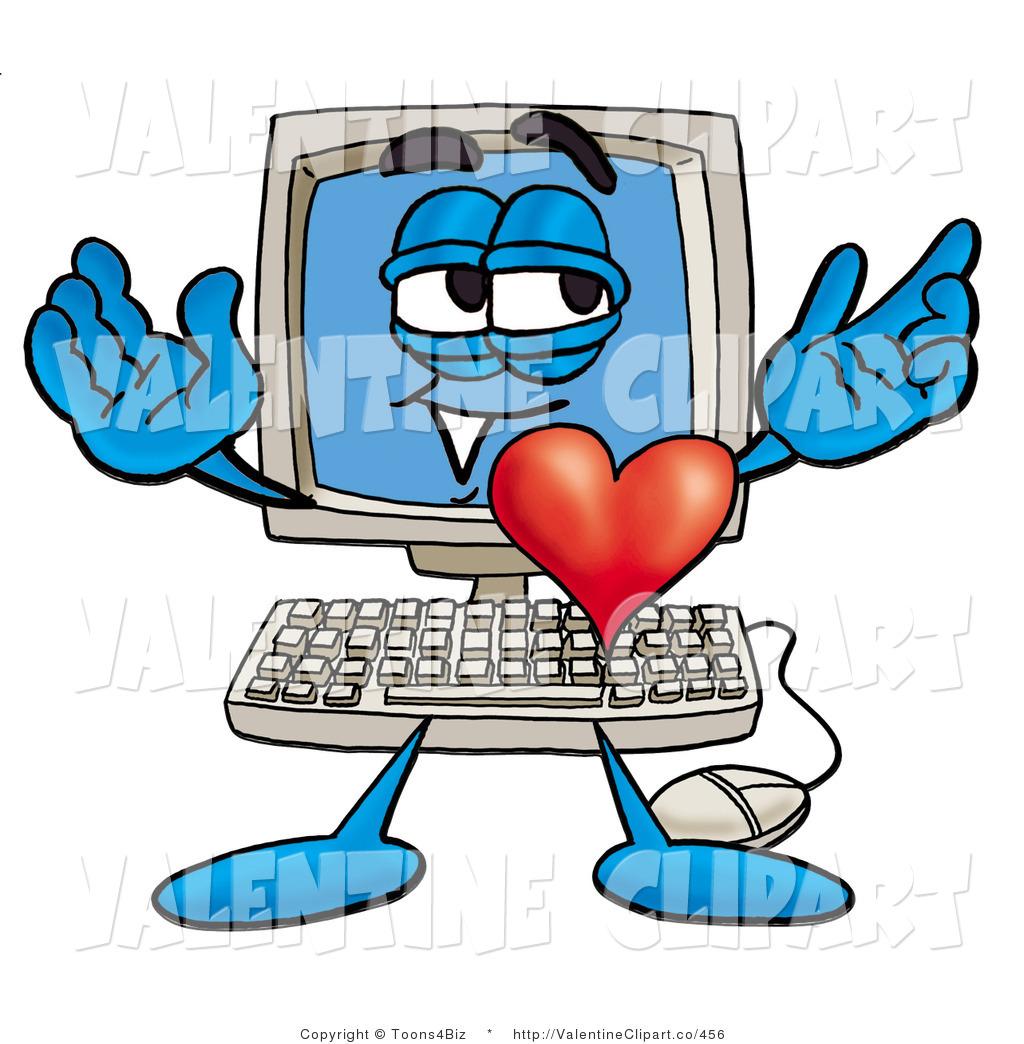 Cute Computer Clipart - Clipart Kid