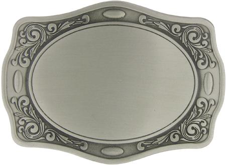 Custom Belt Buckle   Large Oval   Belt Buckle Shop
