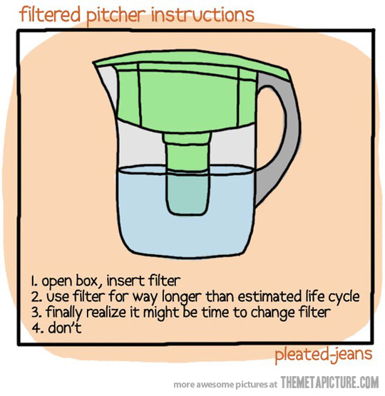 Funny Photos Funny Water Filter Clipart