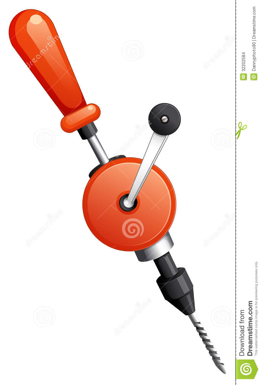 Hand Drill Stock Images   Image  32202584