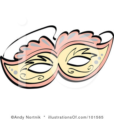 Mask Clipart Royalty Free Face Mask Clipart Illustration 101565 Jpg