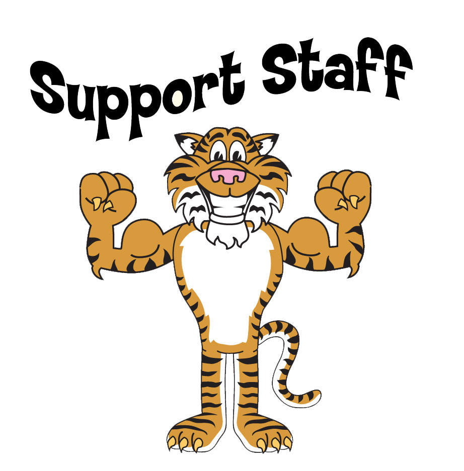 Support Staff Clipart
