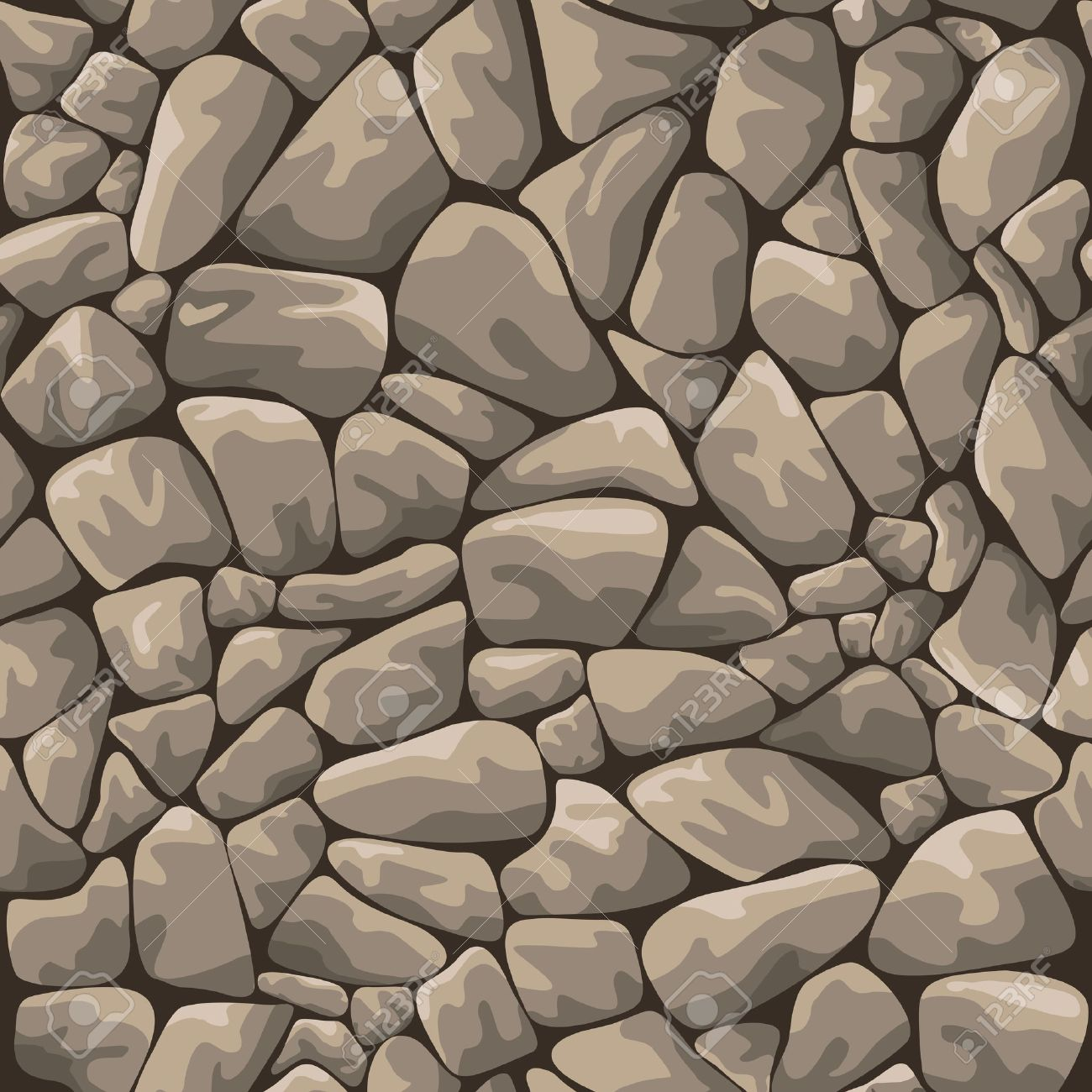 Cobblestone Clip Art : Stone path clip art cartoon cliparts