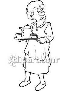 Black Grandma Clipart - Clipart Suggest