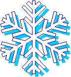 Free Snow Flake Shadowed Clipart   Free Clipart Graphics Images And