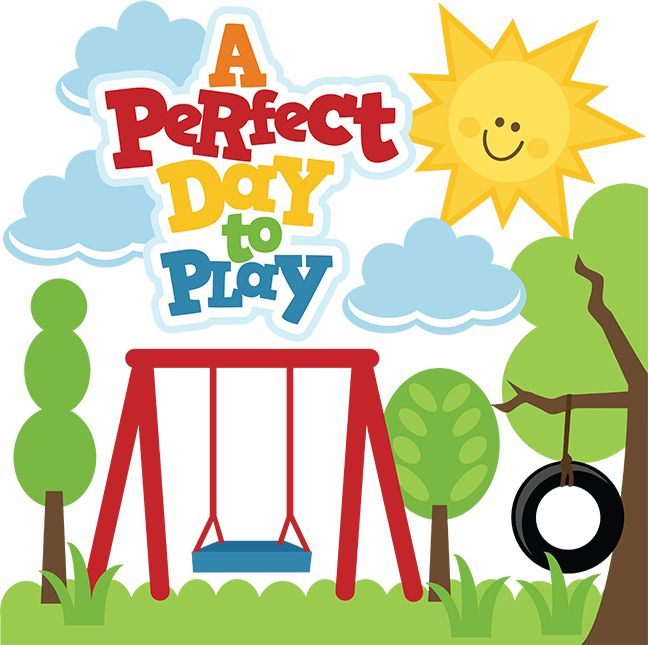 Swing Set Play Clipart - Clipart Suggest