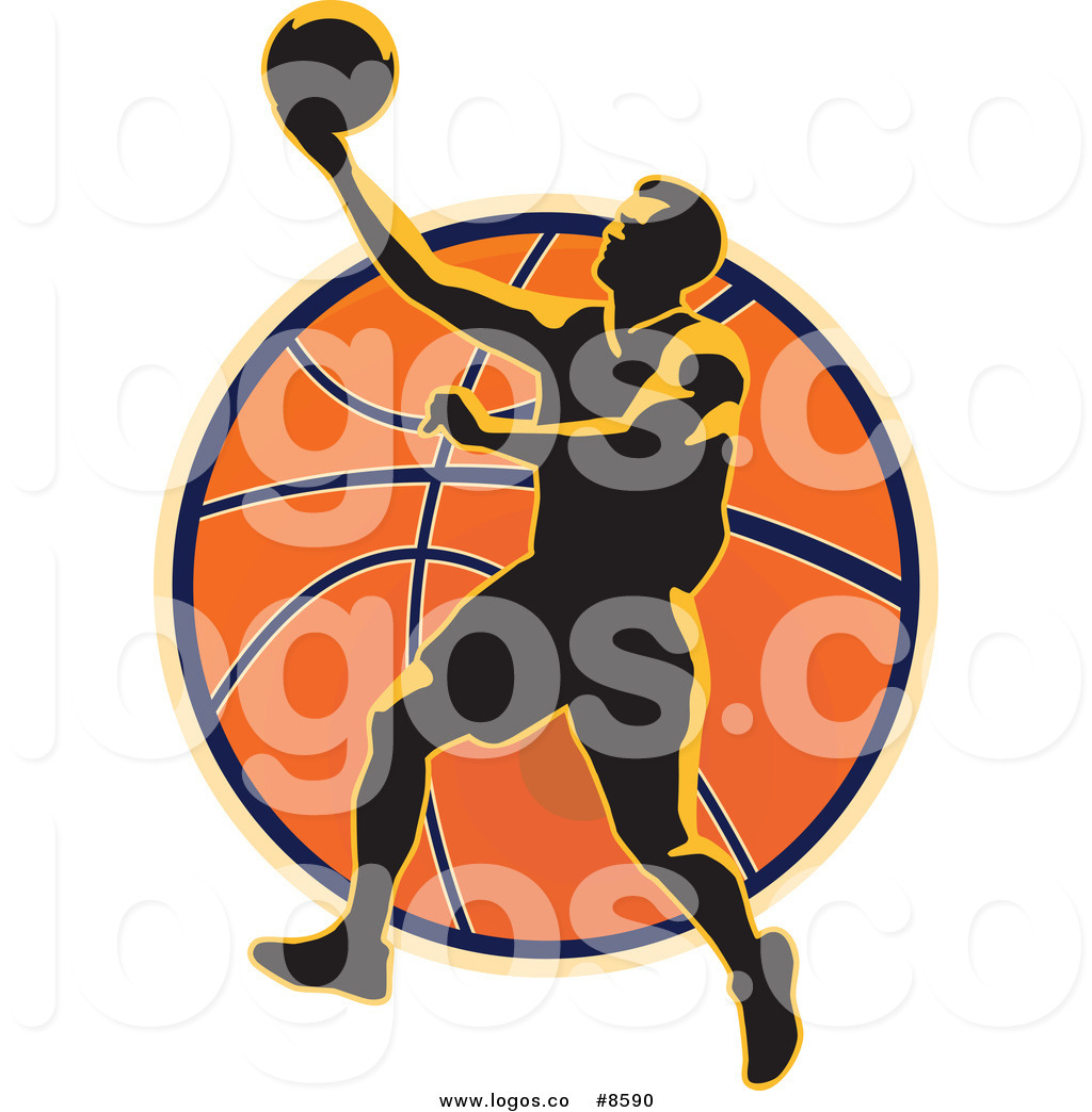 Basketball Logos Clip Art Basketball Logo Design Designs ...