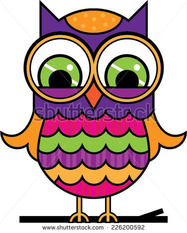 colorful owl clipart clipart suggest colourful owl clipart Colorful Owl Art