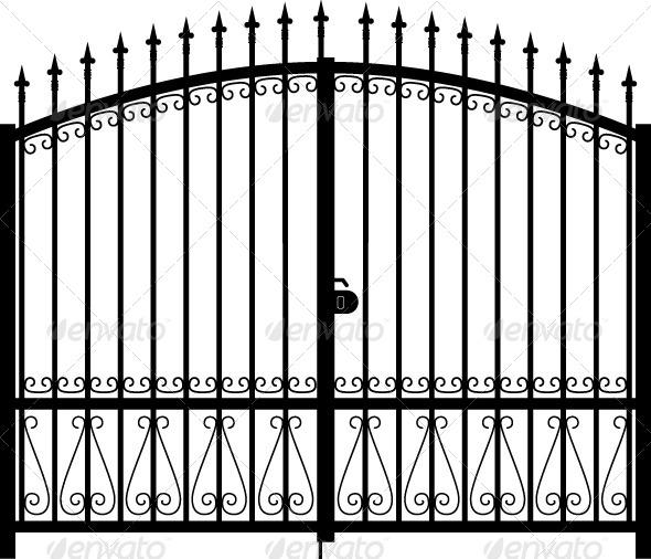 Gate clipart suggest