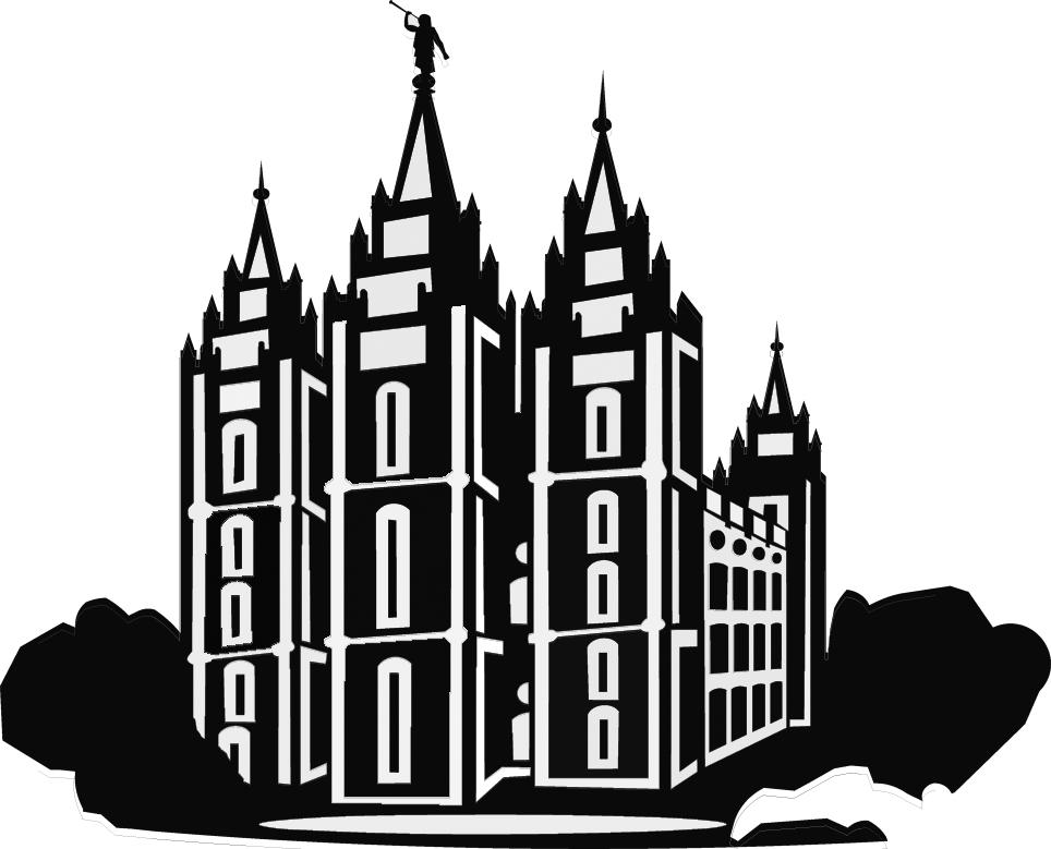 Clip Art Lds Temple Clipart lds temple silhouette clipart kid salt lake clip art