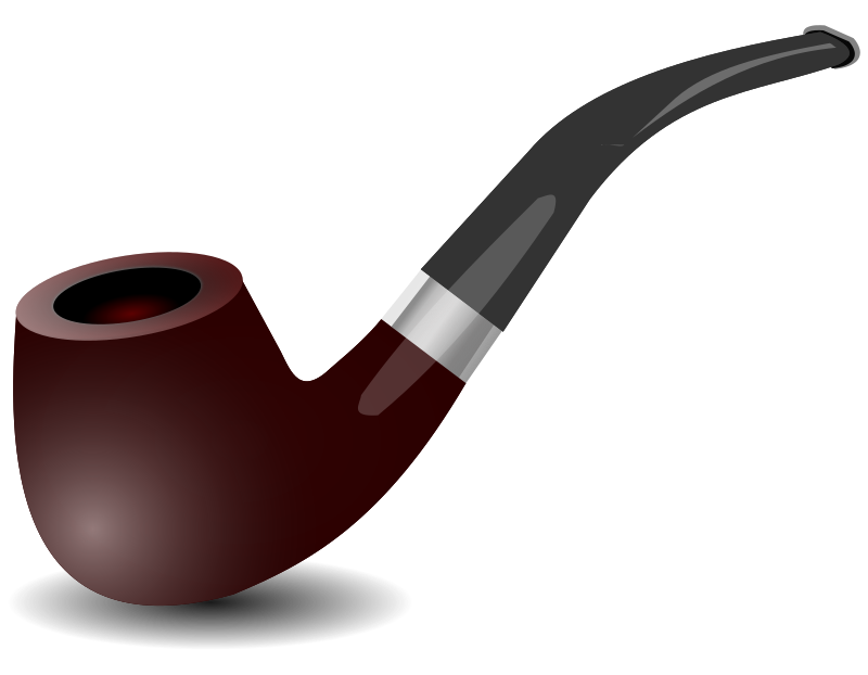 Pipe By Hatalar205   A Simple Smoking Pipe Clipart