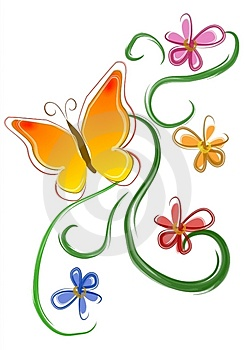 There Is 39 August Flower Border Free Cliparts All Used For Free Xsa1cv Clipart Suggest