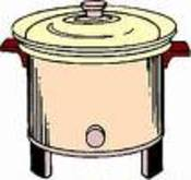 Back   Gallery For   Crock Pot Clipart