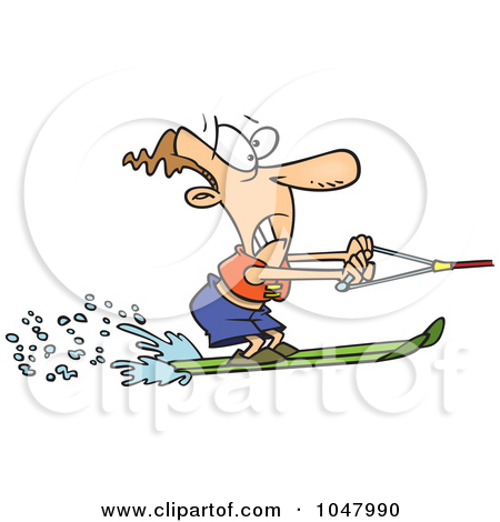 Water Skiing Clipart Image Search Results