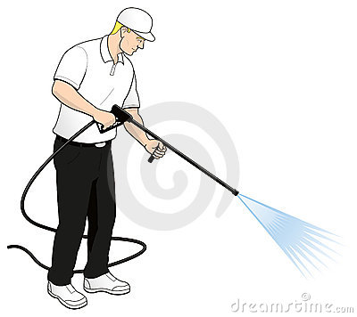 48 Pressure Washer Stock Illustrations Vectors   Clipart   Dreamstime