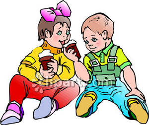 Sharing Food Clipart Sharing Toys Clip Art Clipart   Free Clipart