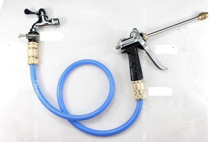 Spray Car Washing Machine Forming Faucet Connection High Pressure