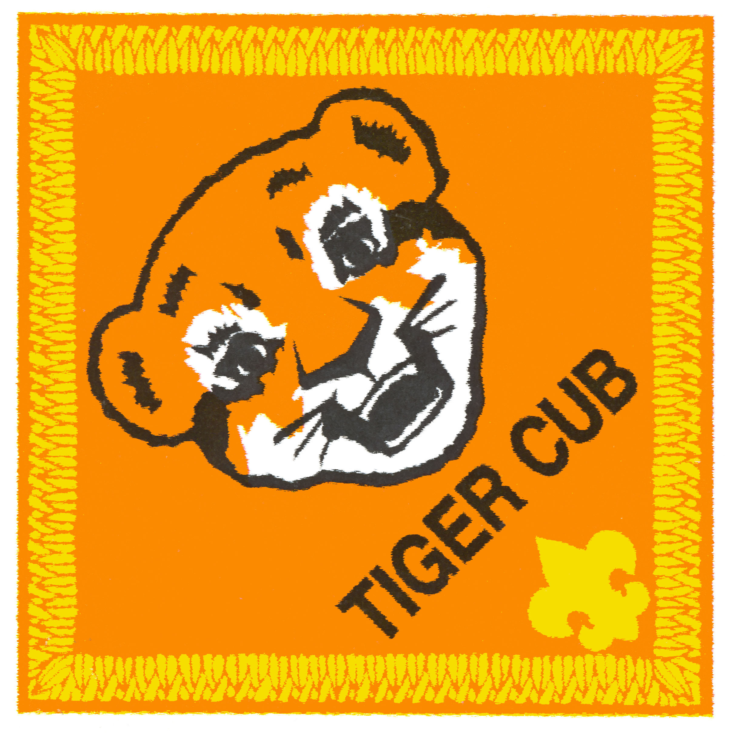 Cub Scout Clip Art  Tiger Cub Belt Loops  View Original    Updated On