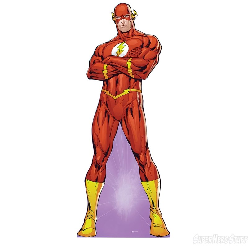 Flash Superhero Clipart Flash Wally West Standing
