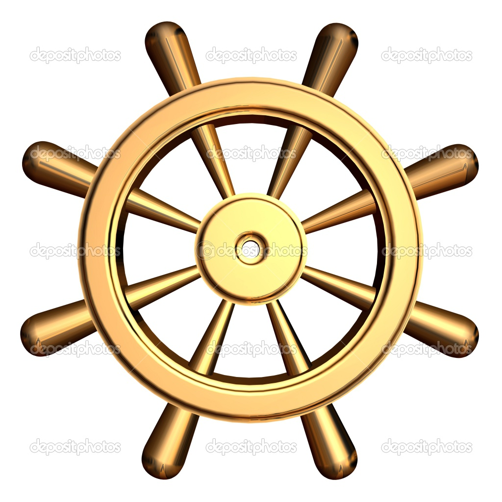 clipart ship steering wheel - photo #39