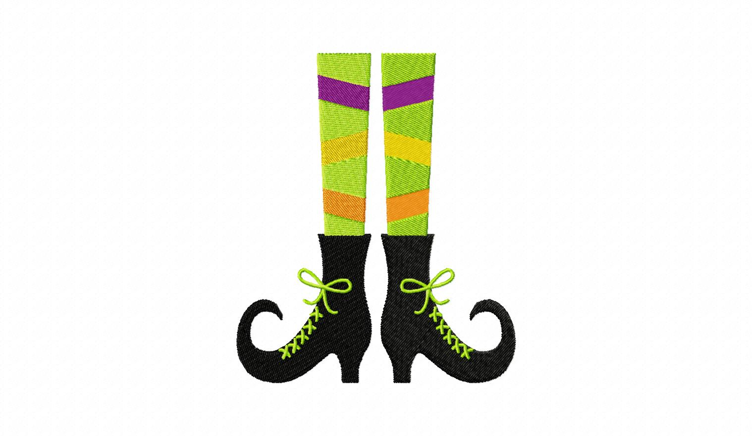Witch Feet Clipart Clipart Suggest