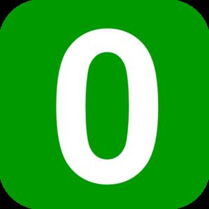Zero Clip Art At Clker Com Vector Clip Art Online Royalty Free