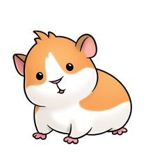 Guinea Pig Free Clipart - Clipart Kid