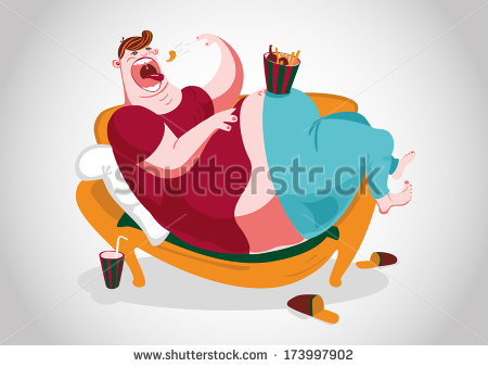 Couch Potato Stock Photos Images   Pictures   Shutterstock