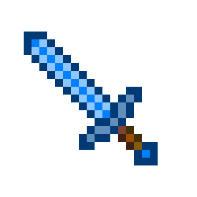 Minecraft Sword Clipart Clipart Suggest