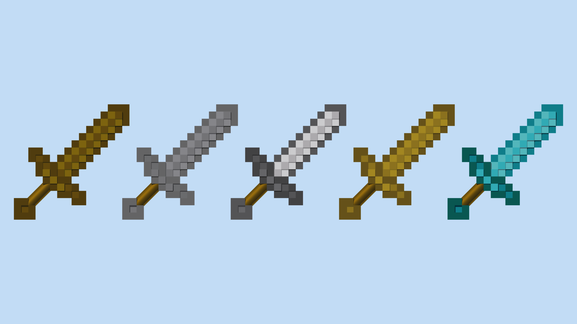 minecraft sword clipart - photo #21