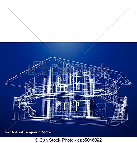 Image gallery house blueprint clip art for Printing architectural drawings
