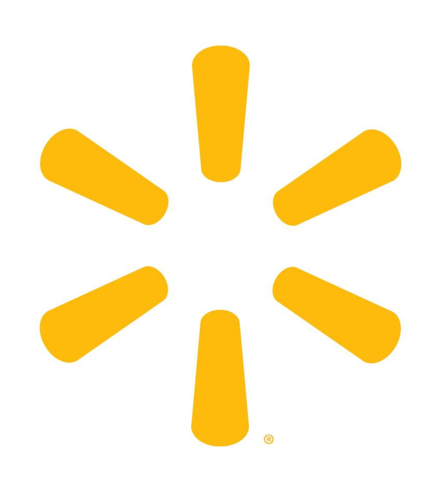 Walmart clipart