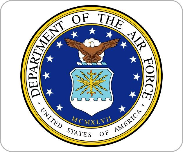 Air Force Logo Clip Art From Minter Real Estate Services In Kaufman