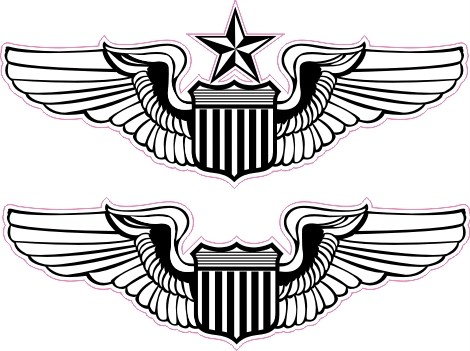 Air Force Wings Logo For Air Force Wings