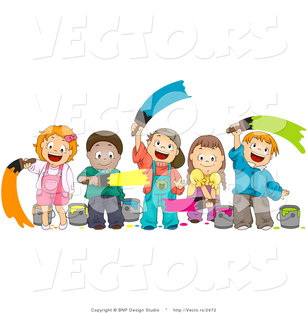 Children Playing Together Clipart 515 Jpg