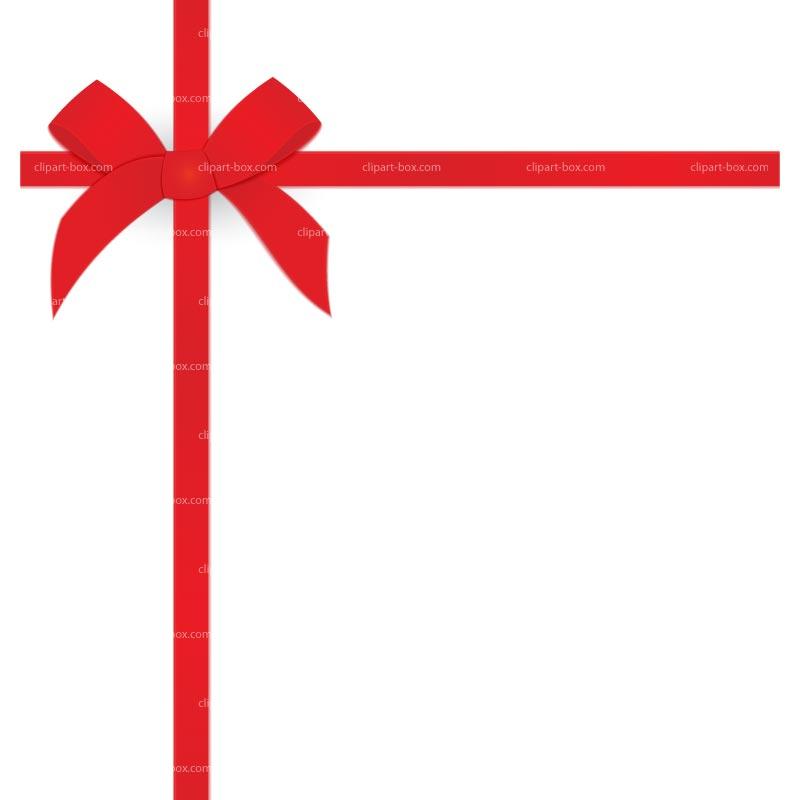 Gift Bow Clip Art Gift-wrap And Ribbon B...