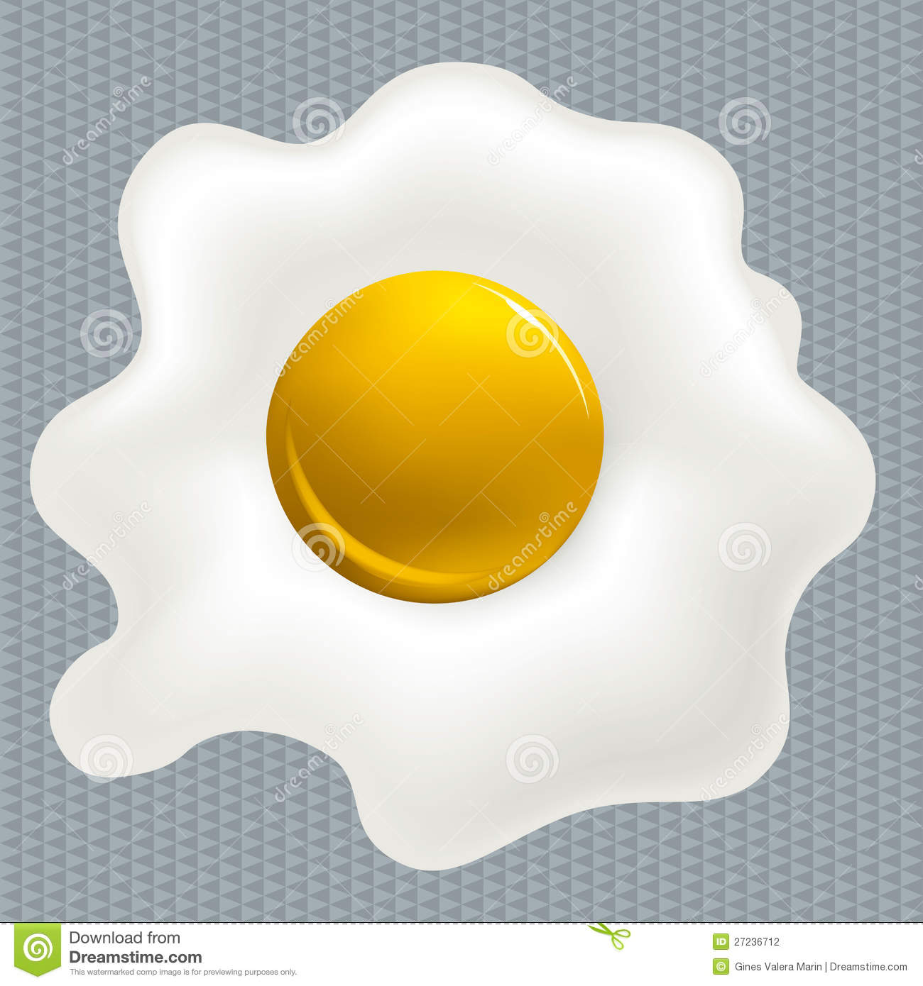 Fried Egg Clipart Clean Fried Egg