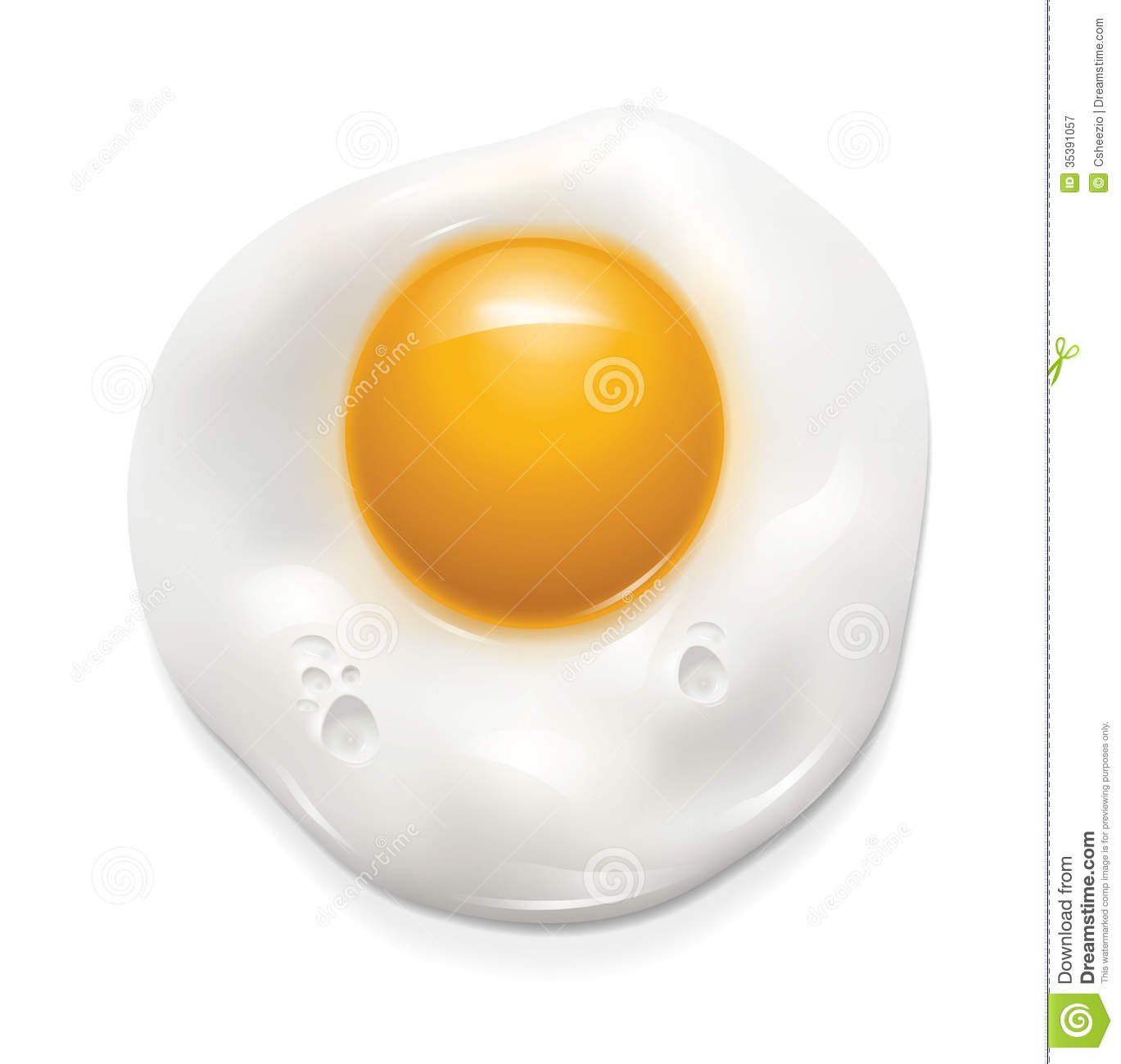Fried Egg Clipart Clipart Fried
