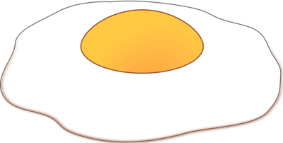 Fried Egg Clipart   Clipart Panda   Free Clipart Images