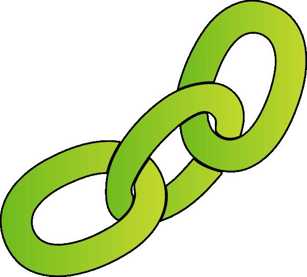 Green Chain Clip Art At Clker Com   Vector Clip Art Online Royalty