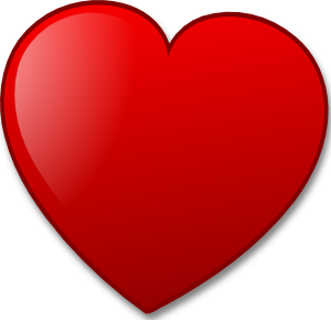 Heart 11 Clip Art At Clker Com   Vector Clip Art Online Royalty Free