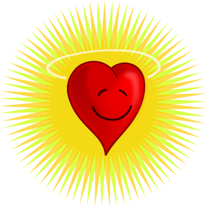Heart 23 Clip Art At Clker Com   Vector Clip Art Online Royalty Free